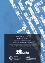 Guidance for financial institutions to properly assess climate performance from investing and lending activities