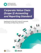 The Corporate Value Chain (Scope 3) Accounting and Reporting Standard allows companies to assess their entire value chain emissions impact and identify the most effective ways to reduce emissions.