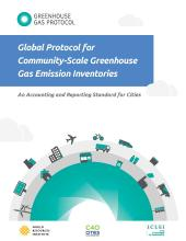 Global Protocol for Community-Scale GHG Emissions