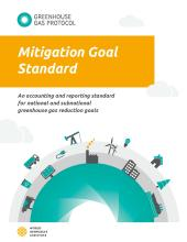 GHG Protocol Mitigation Goal Standard thumbnail