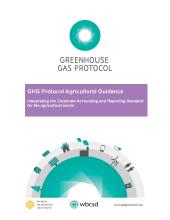 GHG Protocol Agricultural Guidance