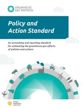 GHG Protocol Policy and Action Standard thumbnail